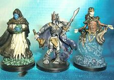 Dungeons & Dragons Miniatures Lot  Lich Necromancer Vlaakith the Lich !!  s108