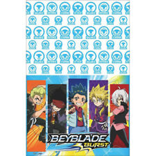 Beyblade Party Supplies TABLE COVER Plastic