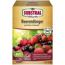 Celaflor Naturen Bio Beerendünger 1,7 kg Spezialdünger NPK 5-3-7