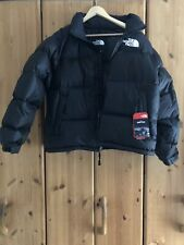 NEU!! The North Face 1996 Retro Nuptse Jacket Herren Daunenjacke schwarz GRÖßE M