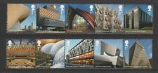 GB 2017 Landmark Buildings Stamps MNH