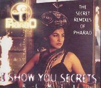 Pharao I show you secrets (Remix, 1994) [Maxi-CD]