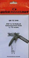 Quickboost 1/72 F6F-3/5 Hellcat Exterior Fuel Tank # 72348