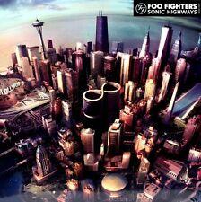 Sonic Highways   Foo Fighters Vinyl Record