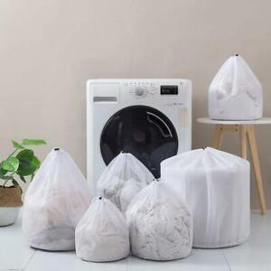 Wash Bag Laundry Net Mesh Sock Washing Machine Basket Lingerie Underwear