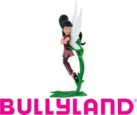 Fée Vidia Fairies Figurine Univers Fantasy Jouet Collection Jeux Bullyland 12849