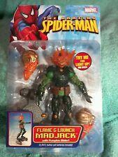 "MAD JACK|Marvel legends|Amazing Spider Man|6""figure|TOYBIZ 2006"