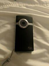 Flip Ultra Video Camera - Black, 1 GB, 30 minutes (1st generation)