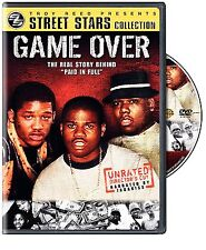 GAME OVER  (Street Stars Collection) NEW DVD