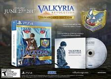 Valkyria Revolution - Vanargand Limited Collector Edition [PlayStation 4, Sony]