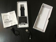 """Eachine RD200 2"""" 5.8GHz 48CH FPV Wearable Watch DVR RaceBand Monitor Receiver OS"""