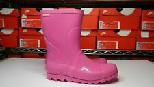 Sorel Pink Joan Rain Boot 1797961695 Womens Size 6 Gloss Waterproof Boot