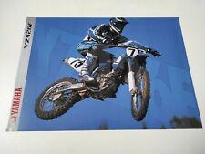 Yamaha YZ 426 F de 2000 Denmark Prospectus Catalogue Brochures Moto