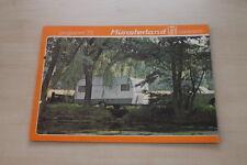 178119) Saure Wohnwagen Münsterland Lord Prospekt 1973