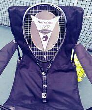 Gamma RZR 117 Bubba Tennis Racquet + Case,  4 3/8 Grip, Strung & Ready to Play!
