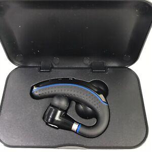 Handsfree Business Bluetooth Headphone Wireless Earphone Ear Hook Headset