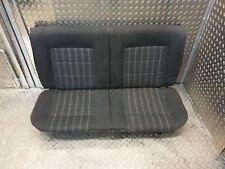 VW GOLF 2 GTI Sedile Posteriore Sedile Posteriore Banca #8104