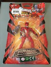 Power Rangers jungle fury red tiger ranger New in sealed packaging  rare
