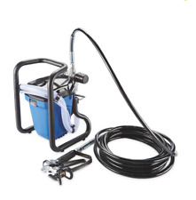 Deco Style Airless Paint Sprayer, 750w Airless Spray Station