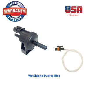 Vapor Canister Purge Valve +PIGTAIL For buick Saturn Outlook GMC Acadia 3.6L CTS