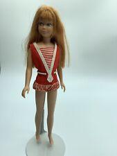 Amazing! Vintage Redhead Titian Straight Leg Skipper Doll