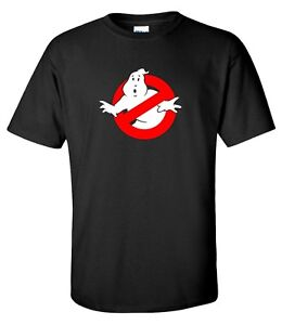 Ghostbusters 1980s Cult retro Movie T-shirt