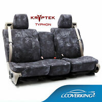 Coverking Kryptek Cordura Ballistic Custom Fit Seat Covers for Chevy Silverado