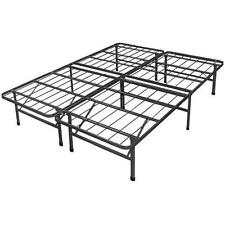 Queen Metal Platform Bed Frame STURDY Eliminates the need for a Box Spring