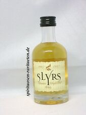 Slyrs 2007 Bavarian Single Malt Whisky Mini Miatur 43%