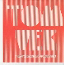 (EB320) Tom Vek,  I Aint Saying My Goodbyes - 2005 DJ CD