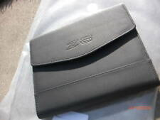 BMW E52 OEM ALPINA Z8 %100 LEATHER FACTORY OWNER'S CASE
