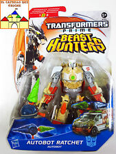 Transformers Prime AUTOBOT RATCHET Beast Hunters Autobot by Hasbro Nuovo 2013