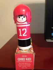 Avon Grid Kid (Football Player) Decanter - 1974