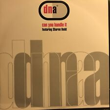 DNA Featuring SHARON REDD • Can You Handle It • Vinile 12 Mix • 1992 EMI
