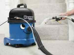 Henry Wash Commercial Carpet Washer Cleaner Hire £20 Per Day £40 Per Week