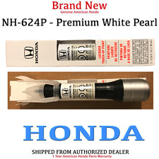 Genuine OEM Honda Touch Up Paint Pen - Premium White Pearl (08703-NH624PAH-A1)