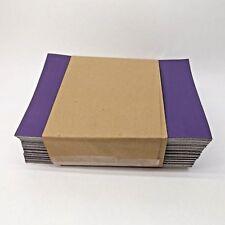 Lot Of 50 Symcon Pts009797 Printing Pad 200 X 140 X 095 Mm Purple