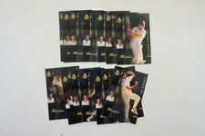 Western Warriors Set Cricket Trading Cards