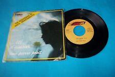 """Jean Pierre posit""""... Ete 'd' Amour"""" 45 RPM 1975 Ghibli NEW"""