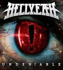 Undeniable [Best Buy Deluxe] by Hellyeah (CD/DVD/Sticker)