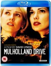 Mulholland Drive 2001 Blu-ray DVD Region 2
