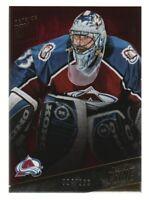 2013-14 Panini Prime Hockey #23 Patrick Roy /299 Colorado Avalanche