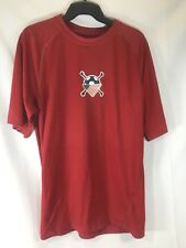 Adidas Soccer Jersey Shirt Climalite Liverpool Red Mens Small