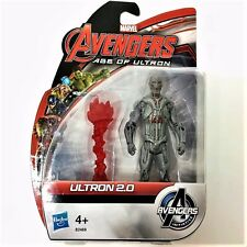 "3.75"" ULTRON 2.0 Hasbro MARVEL AVENGERS AGE OF ULTRON INITIATIVE FIGURE Kid Toy"