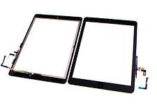 iPad Air 1 Display Digitizer Glas Homebutton+Kleber  A1474 / A1475 Schwarz -