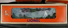Lionel 6-16742 Gil Finn's Trout Ranch Animated Aquarium Car New in Box