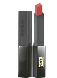 YSL Pur Rouge Couture The Slim Velvet Radical 302 Brown No Way Back 0.07oz/2g