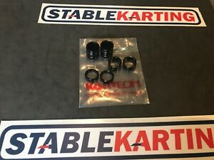 Go Kart - Stub Axle Spacer Set - 17mm - New