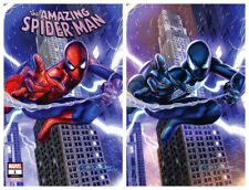 AMAZING SPIDER-MAN #1 Greg Horn Virgin Variant Cover Set 1st Print New Unread NM