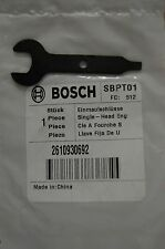 Genuine Dremel Collet Chuck Wrench Spanner Key for Rotary Tool 2610930692